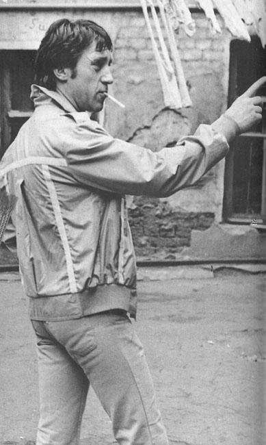 Владимир Высоцкий в 1979 году. Фото В.Мурашко.