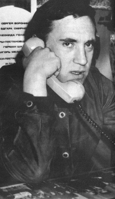 Владимир Высоцкий в Театре на Таганке, 1973 год