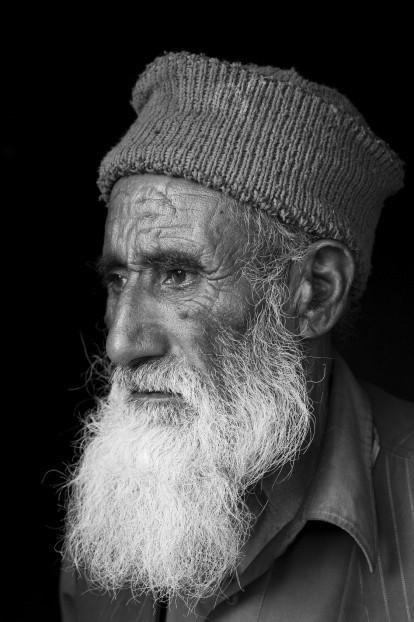 Тон Кен, корреспондент из Нидерландов, фото афганистан, портрет