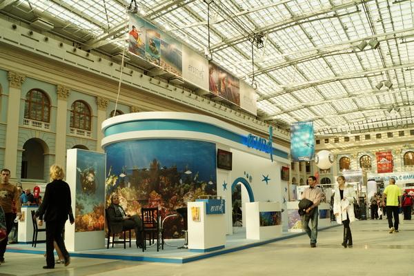 Фестиваль Золотой дельфин, золотой дельфин 2013, золотой дельфин выставка,  Гостинный двор в Москве