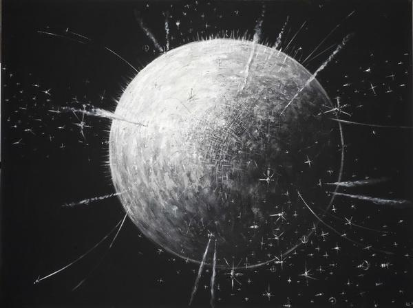 выставка Небокслон, Московский планетарий