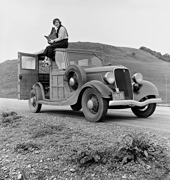 Доротея Ланг, фото,  социальная фотография, американский фотограф,