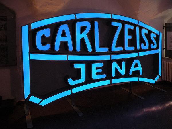 История Carl Zeiss,  оптика Carl Zeiss, фото