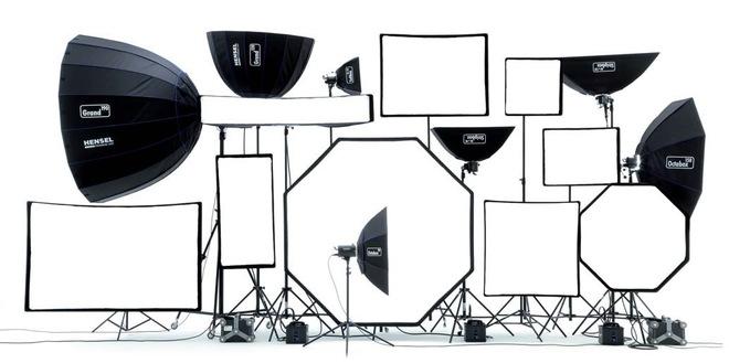Hensel, 50-летие компании, осветительное оборудование