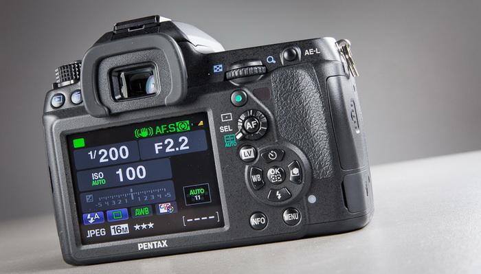 Pentax K-5 II S