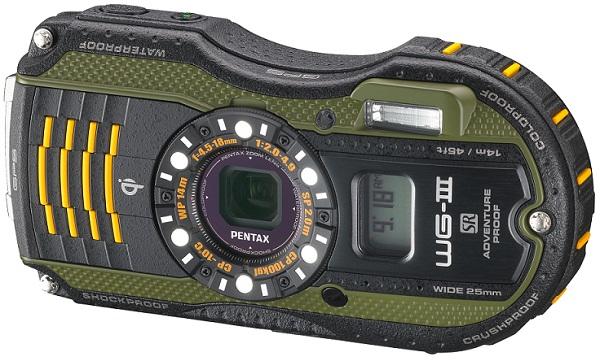 Pentax WG-3 и WG-3 GPS. Стенд компании Pentax на Фотофоруме-2013