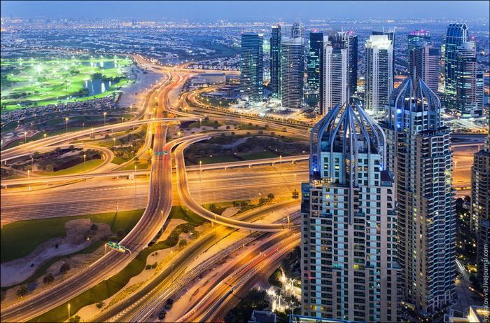 Виталий Раскалов, фото с высоты, фотограф-руфер, фото Дубай