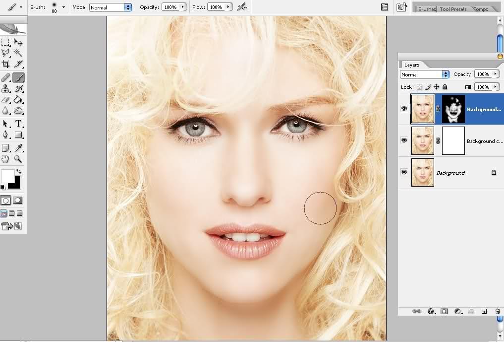 ретушь лица в фотошопе, колоризация в фотошопе, уроки фотошопа колоризация, ретушь фотошоп