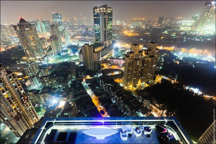Виталий Раскалов, фото Виталия Раскалова, фото с высоты, фото Мумбаи