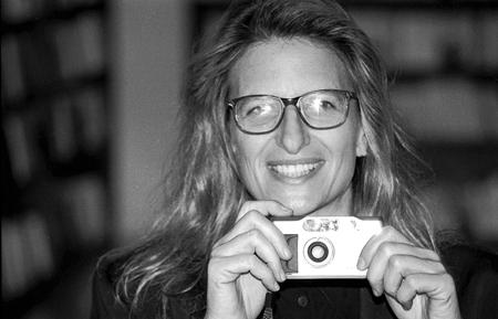 Энни Лейбовиц,  американский фотограф, лауреат премии принца Астурийского