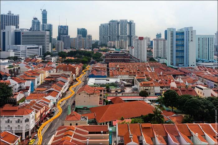 Чайна-таун, Сингапур. Фото: Виталий Раскалов