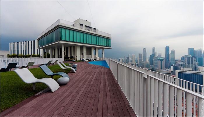 На крышах Сингапура. Фото: Виталий Раскалов