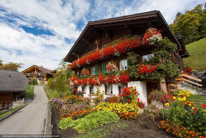 Швейцария фото,  Вадим Махоров, фото