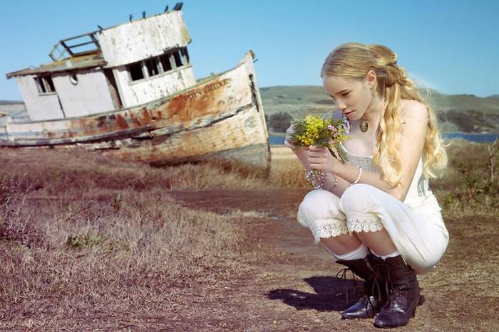 Бриттани МакЛарен, фэшн-фотограф, Profoto Pro-B2, фэшн-фотография