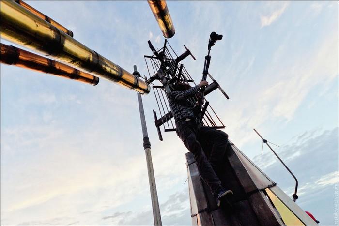 Виталий Раскалов, фото москвы с высоты, фото с высоты