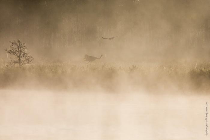 Фотограф Сергей Клочев, фото, Сарожские озёра