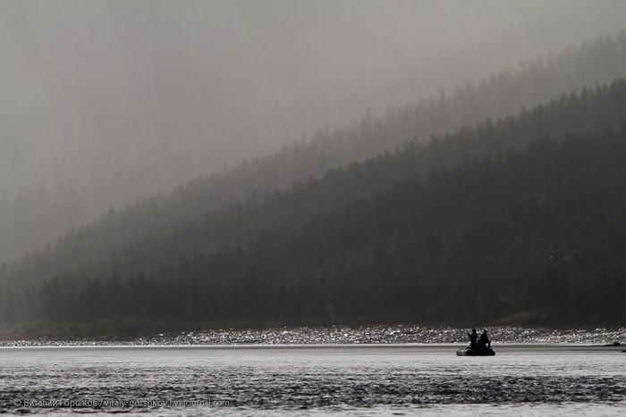 Виталий Горшков, река Котуйкан фото, плато анабар фото