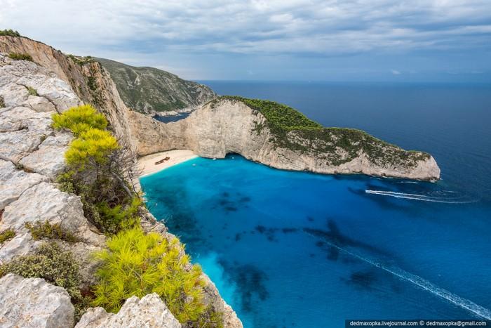 Закинф – туристический остров, Греция. Фото Вадима Махорова