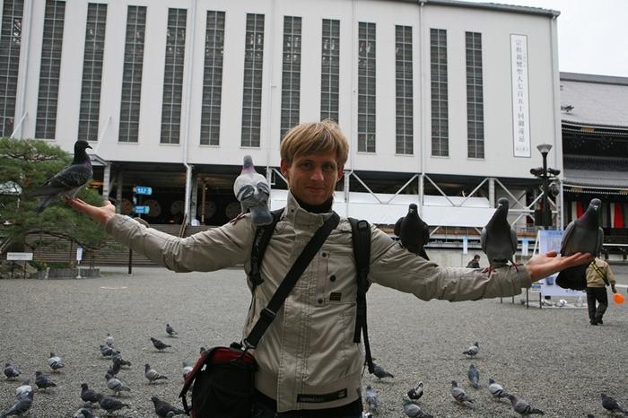 Дмитрий Терновский. Путешествие в Японию