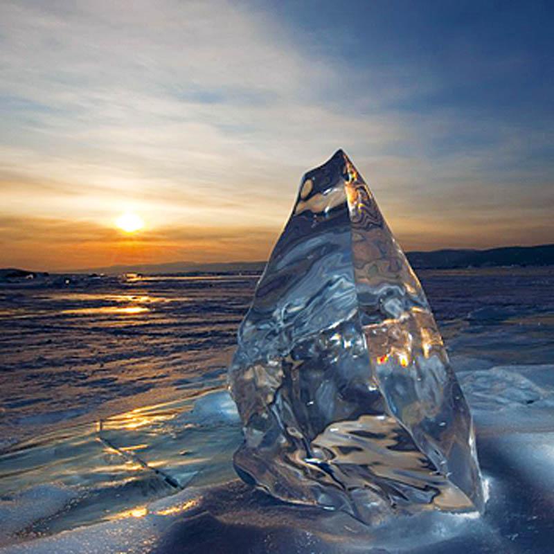 «Байкал. Царство воды и льда»