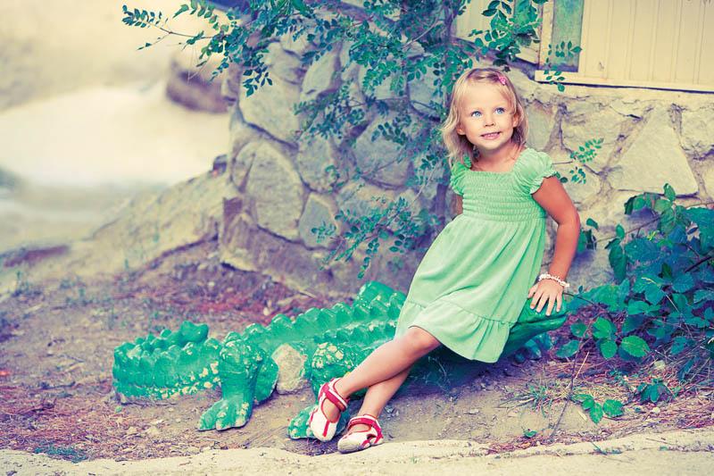 Юлия Крапоткина. Каждый раз, фотографируя детей, я вспоминаю, какая она – вселенная детства.