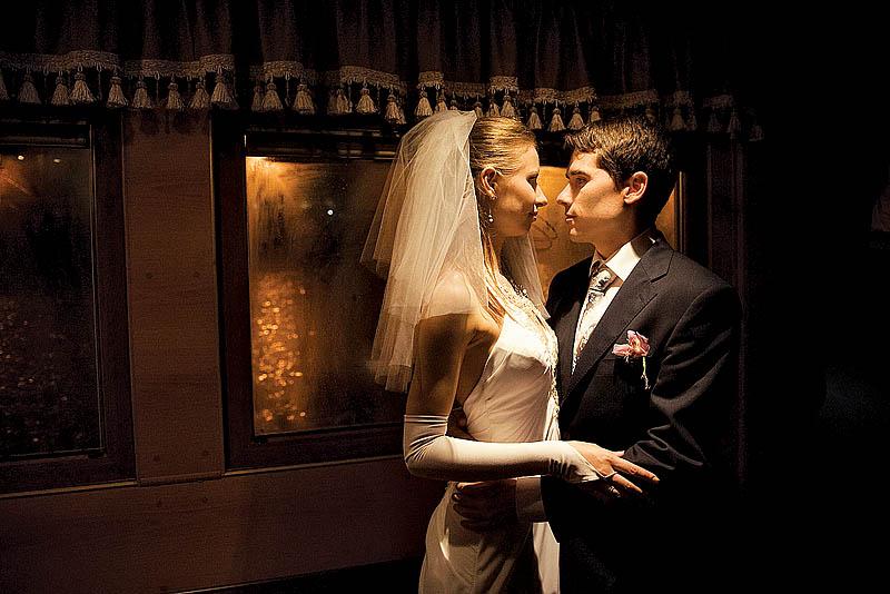 Анна Ганжелюк. Были ли вы на свадьбе? Если да, то вы видели глаза самого счастливого человека на свете – невесты!