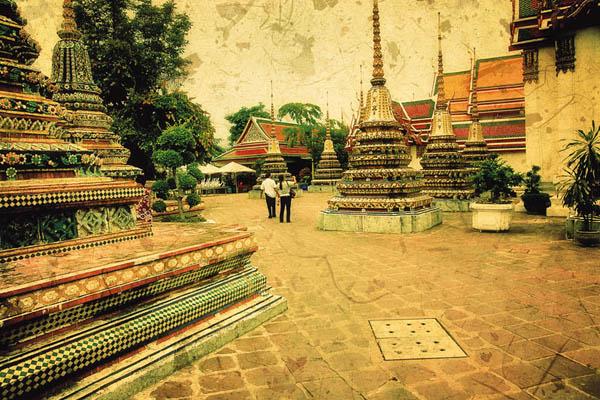 Острова и пляжи Тайланда - фото.