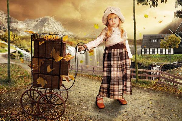 Оксана Зубова - профессиональный фотограф, в своей статье предлагает окунуться в мир фантазий и воплотить мечты в реальность с помощью цифровой фотографии.