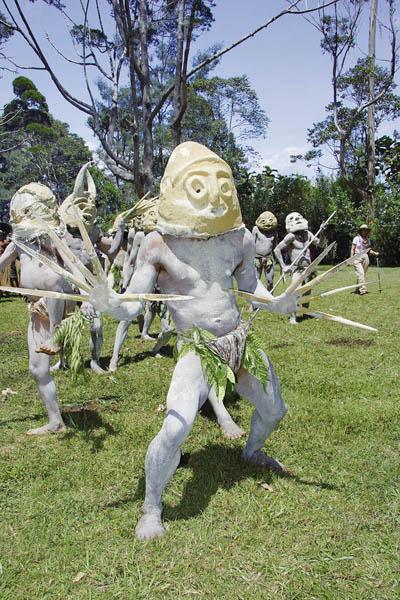 Фототур Папуа Новая Гвинея