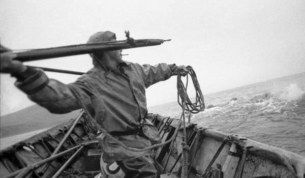 Серия «Эскимосская охота» была сделана в первых числах августа 1980 года в поселке Сиреники Провиденского района Чукотки.