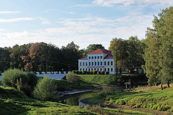 Городок Углич