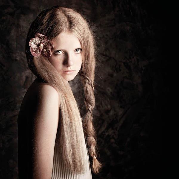 «Портрет» Ingrid van Heteren, Нидерланды, «Серебряная камера – 2011»