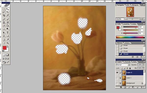 Урок Фотошопа: использование фильтров