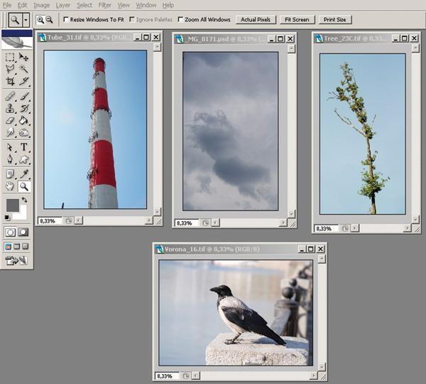 Урок Фотошопа: фильтр distort