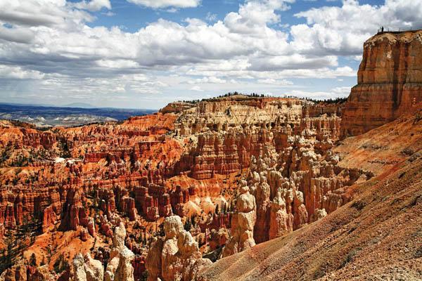 Путешествие в США. Фото мегаполисов и каньонов США.
