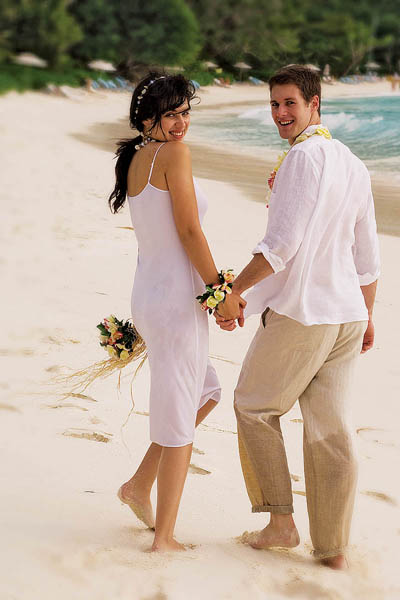 Медовый месяц на Сейшелах