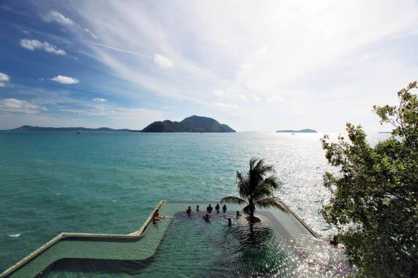 Бассейн. Тайланд