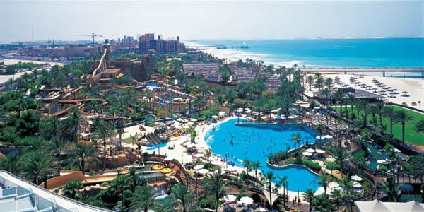 Аквапарк, Дубаи
