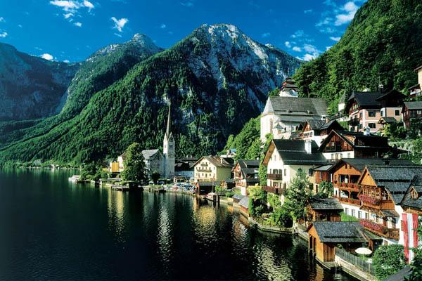 Каринтия, Австрия