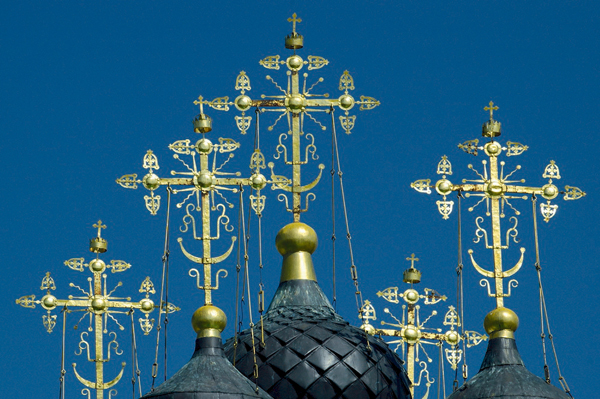 Александров: Успенская церковь
