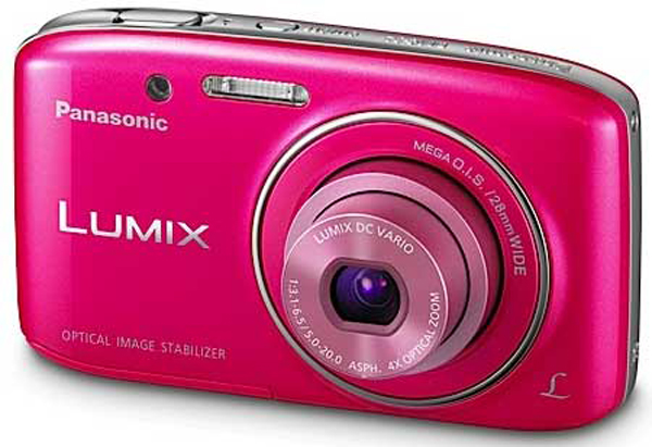 Camera Panasonic Lumix DMC S2