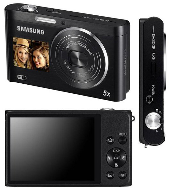 Camera Samsung DV300F