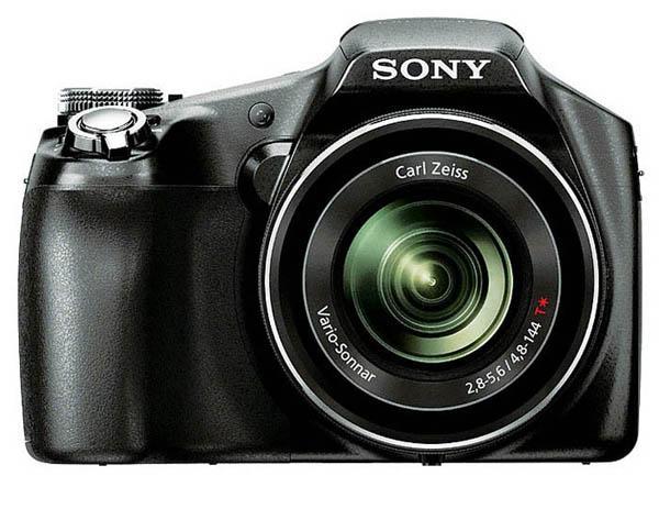 Camera Sony HX100v