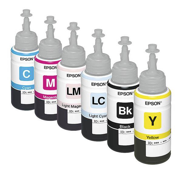 Краски для принтера