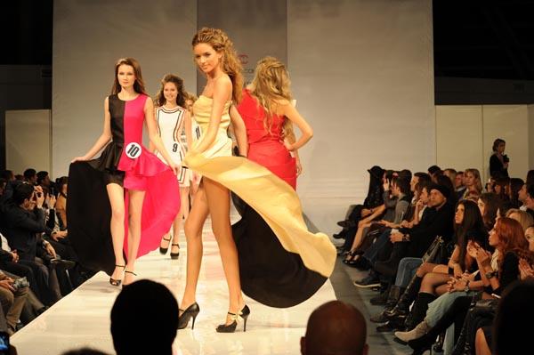 Конкурс «Супермодель–2011». Блистательный fashion-проект модельного агентства «Ренессанс».