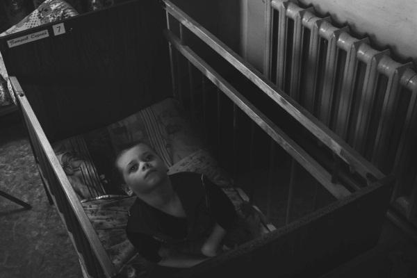 Фотопроект о детях с аутизмом