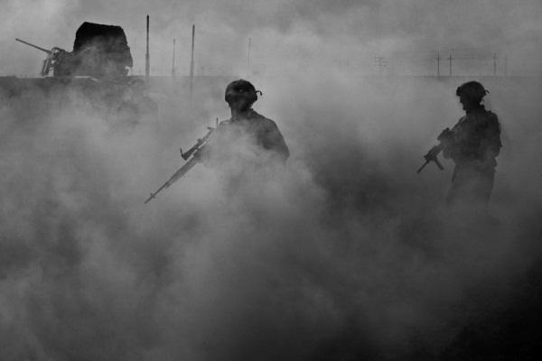 Военный фотограф Зориа Миллер