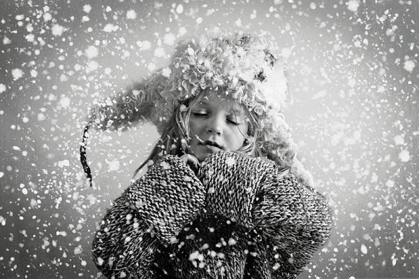 Наталья Смирнова и её фотопроект: «Ребенок – это вселенная!».